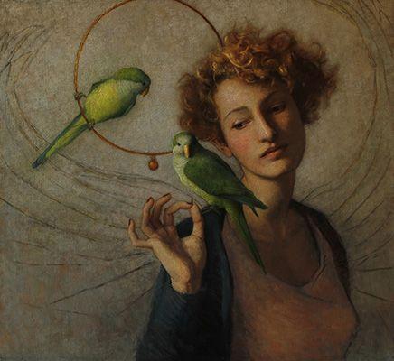 Louise C. Fenne - Portraits / Augury #1