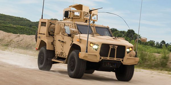 MRAP All-terrain Vehicle (M-ATV) (Oshkosh Corporation) | USMC ...