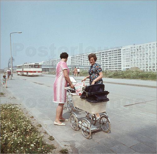 poster ddr halle neustadt 1969 east germany and cold war. Black Bedroom Furniture Sets. Home Design Ideas