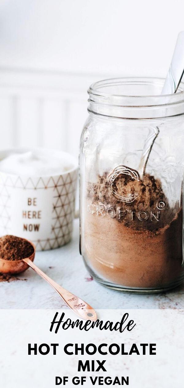 Homemade Hot Chocolate Mix – Dairy Free