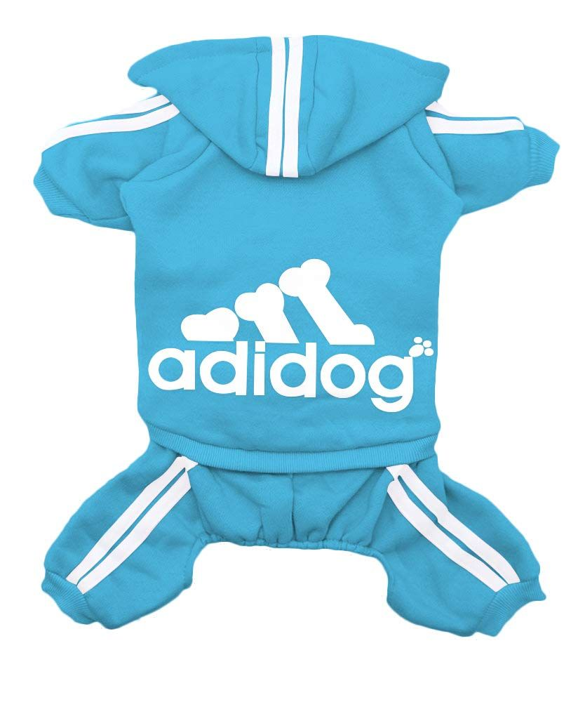 Scheppend Original Adidog Pet Clothes For Dog Cat Puppy Hoodies Coat Winter Sweatshirt Warm Sweater Dog Hoodie Pet Clothes Dog Jacket [ 1010 x 824 Pixel ]