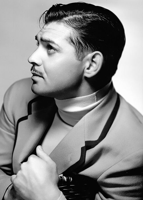 clark gable suit