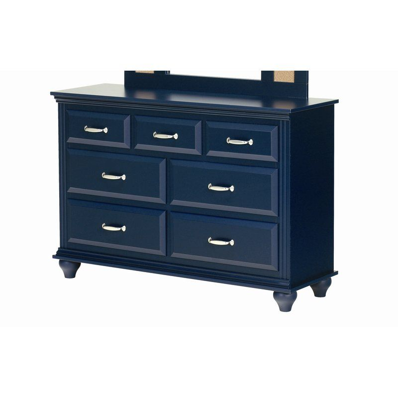 Lang Furniture Madison 7 Drawer Double Dresser Http