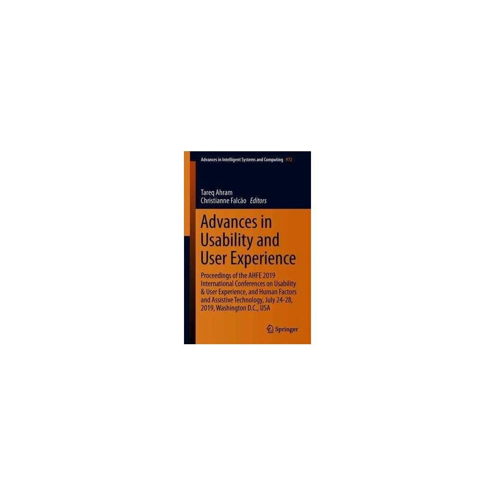 Advances In Usability And User Experience By Tareq Ahram Paperback Cyber Security Heuristic Evaluation Cyber Security Technology