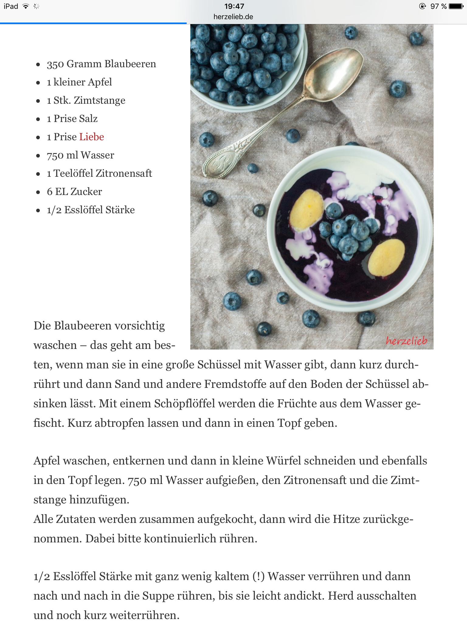 Pin Von Alison Auf Gesunde Rezepte Gesunde Rezepte Beeren Blaubeeren