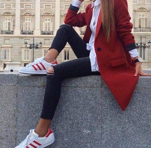 Photo of Kicks n Blazers oppdaget av Jennifer på We Heart It