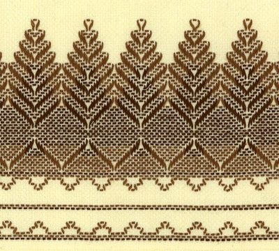 Swedish Embroidery Free Patterns Swedish Weaving Huck Embroidery
