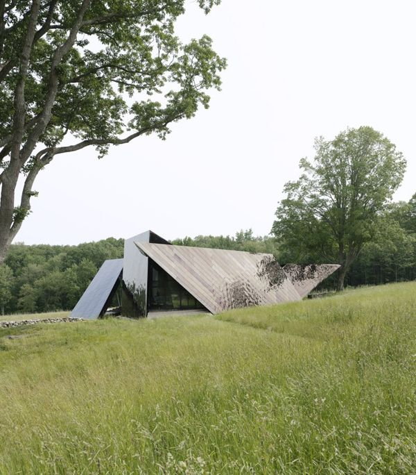 18.36.54 House  Located: Western Connecticut  Architect: Studio Daniel Libeskind