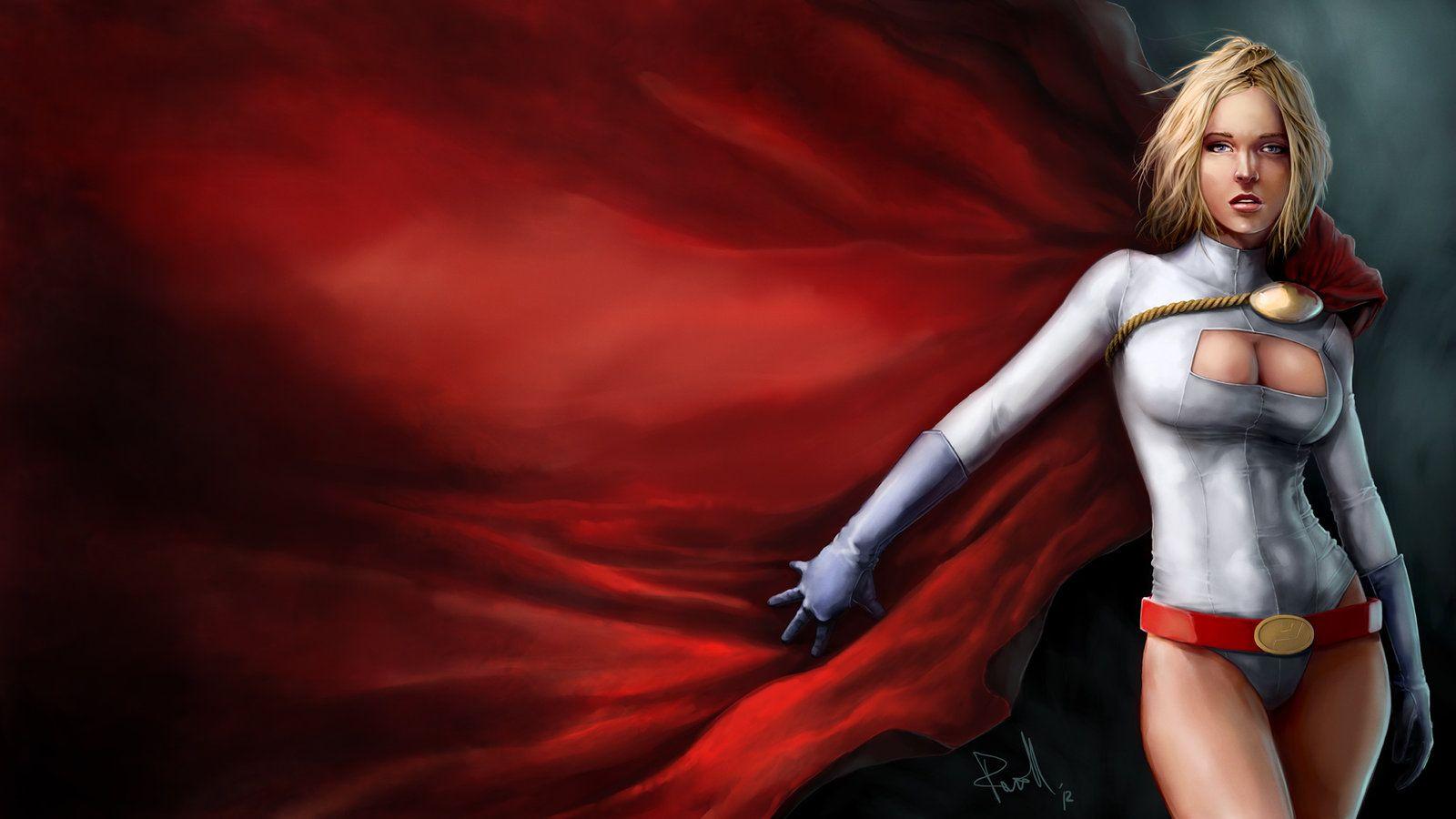 power girl wallpaperportohle | heroes | pinterest | power girl