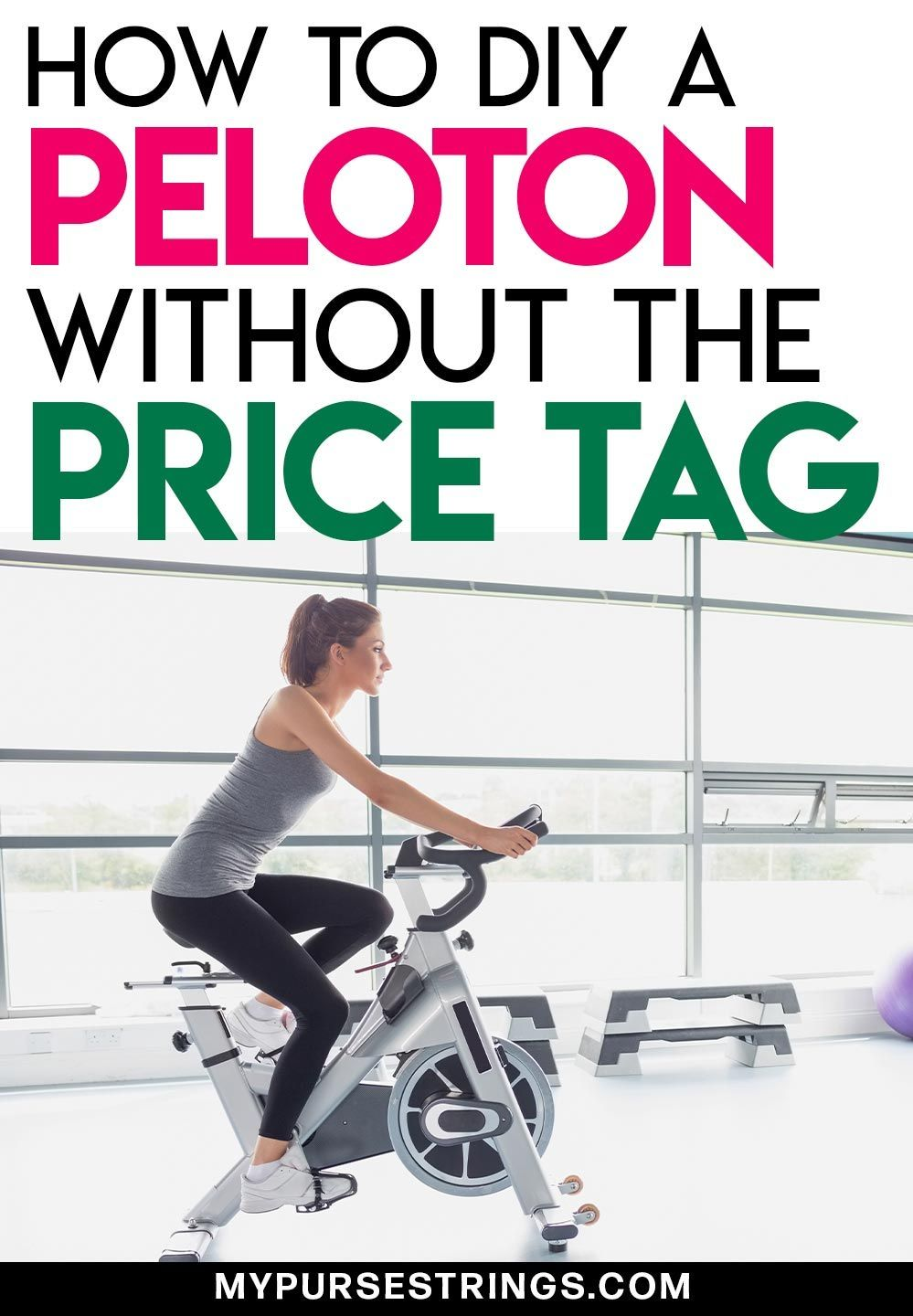 How To Get The Peloton Cycle Experience Without The Price Tag In