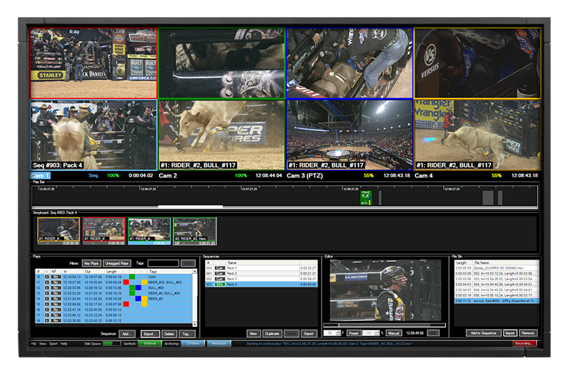 Introducing Zeplay 3 0 Software And New Zeplay 2 X 2 Slow Motion Instant Replay Server Instant Motion Replay