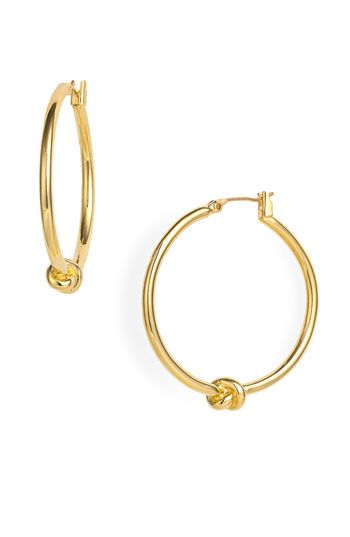Thank Your Bridesmaids For Helping You Tie The Knot With These Adorable Kate Spade Hoops 70