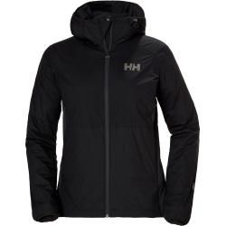 Helly Hansen Woherr Odin Stretch Kapuzen Light Insulator Wanderjacke Black Xl #winterbackground
