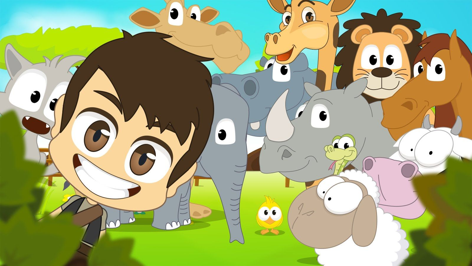 Animals For Kids In Arabic اسماء الحيوانات للأطفال باللغة العربية Animals For Kids Kids Learning Arabic
