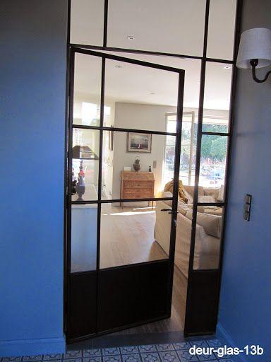 Afbeeldingsresultaat voor gietijzeren glazen deur | woonkamer ...