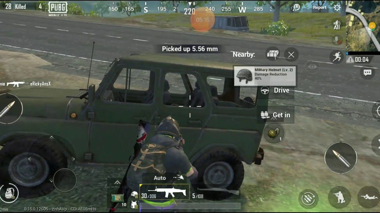 How To Get Out Of Car In Pubg Mobile