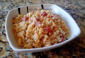Vanessa Ollas GM, Recetas en Ollas GM (Adictas a GM): Arroz frito con soja en Olla GM