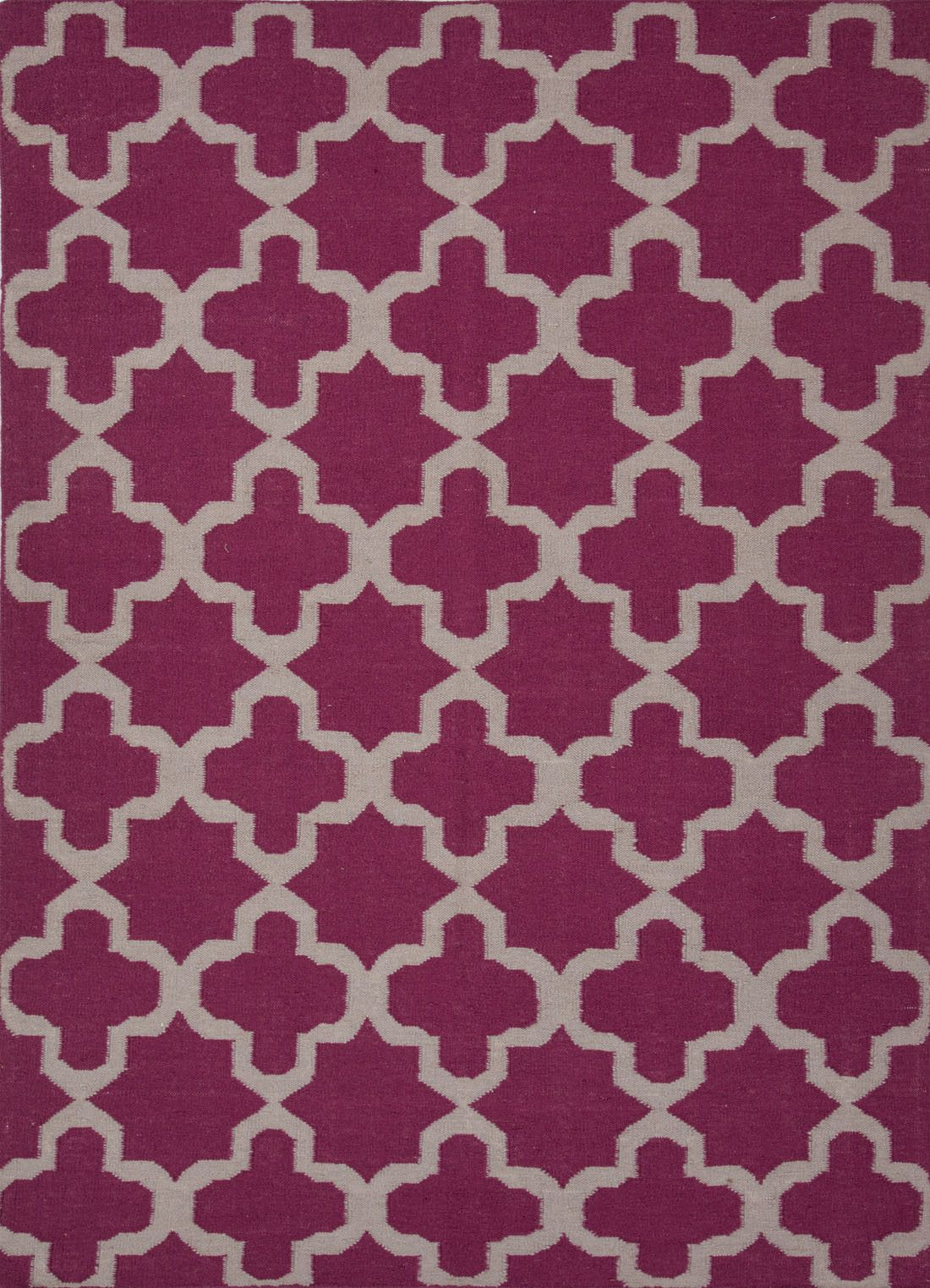 Chatswood Handwoven Flatweave Pink Area Rug Products