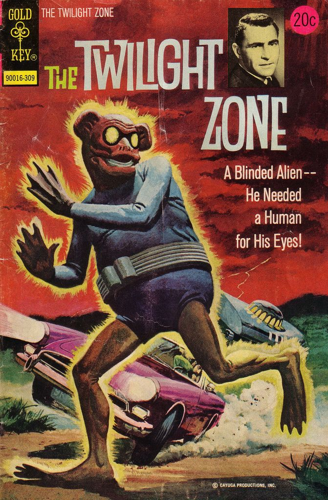 Book Cover Graphism Zone : The twilight zone nr book covers comic and key