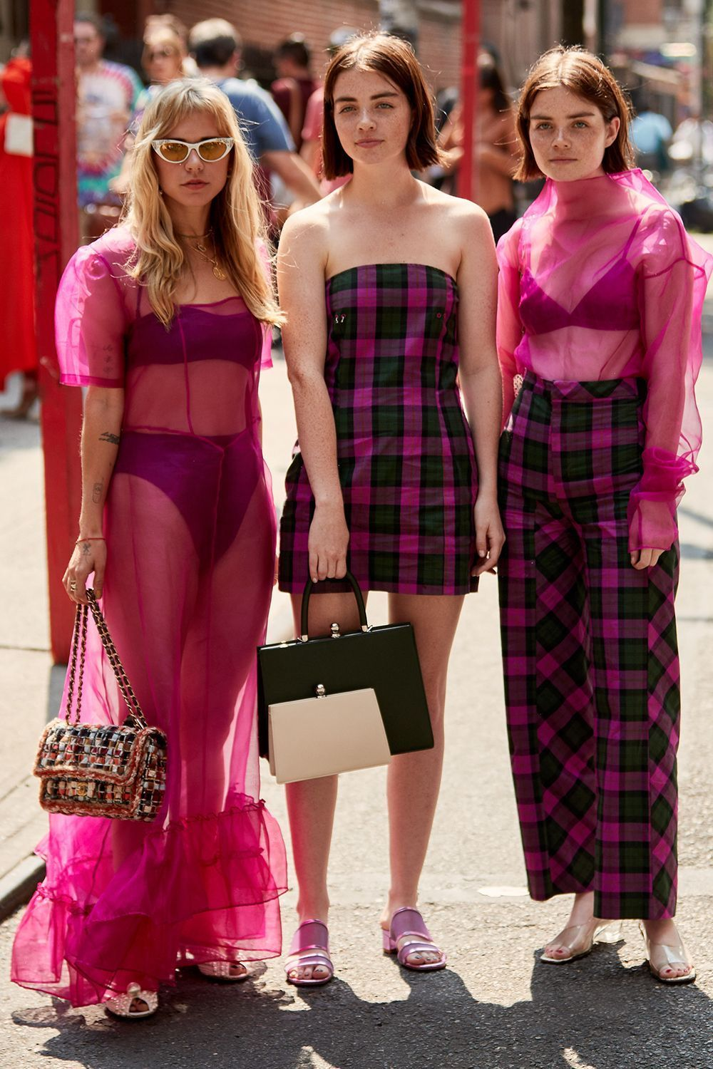 The Latest Street Style From New York Fashion Week WhoWhatWearcom