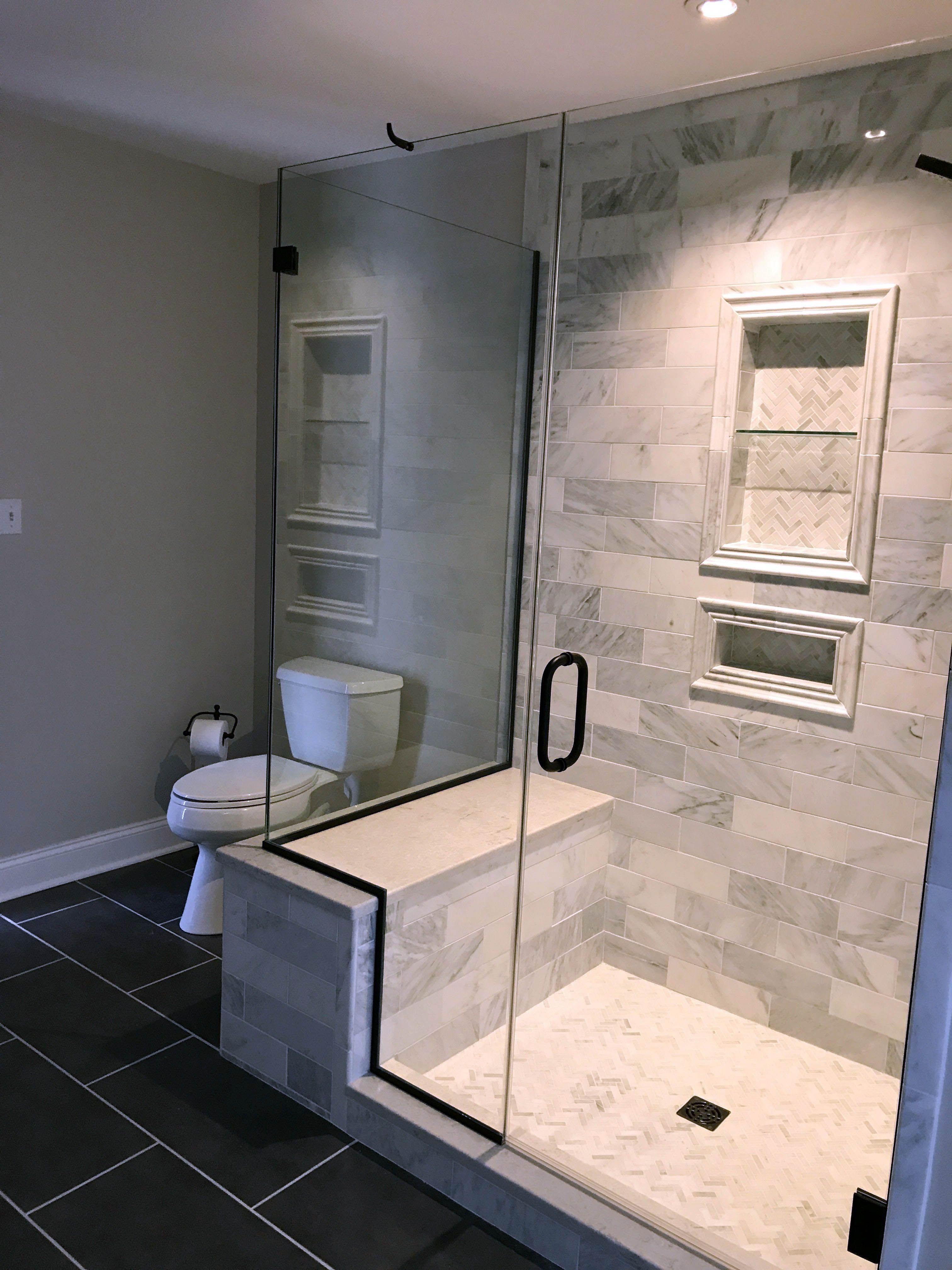 15 Of Our Favorite Shower Tile Ideas Bathroom Remodel Shower