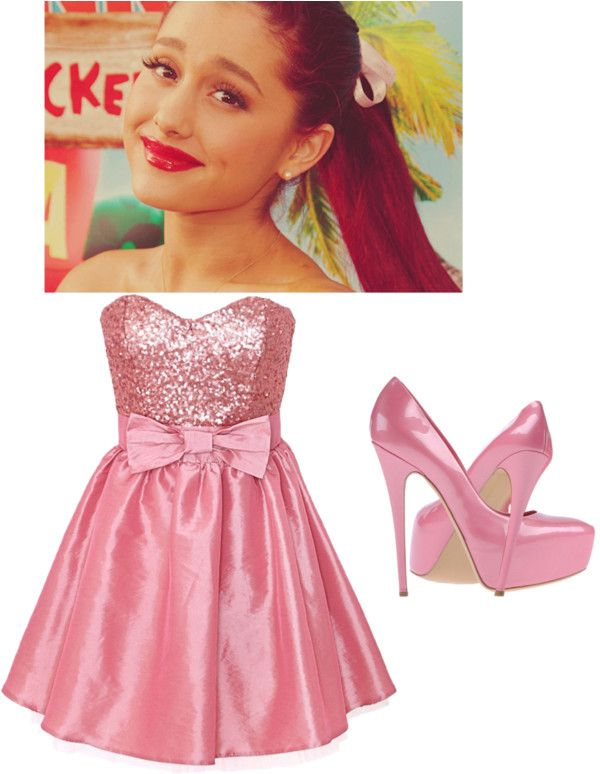 Arianna Grande\'s perfect outfit