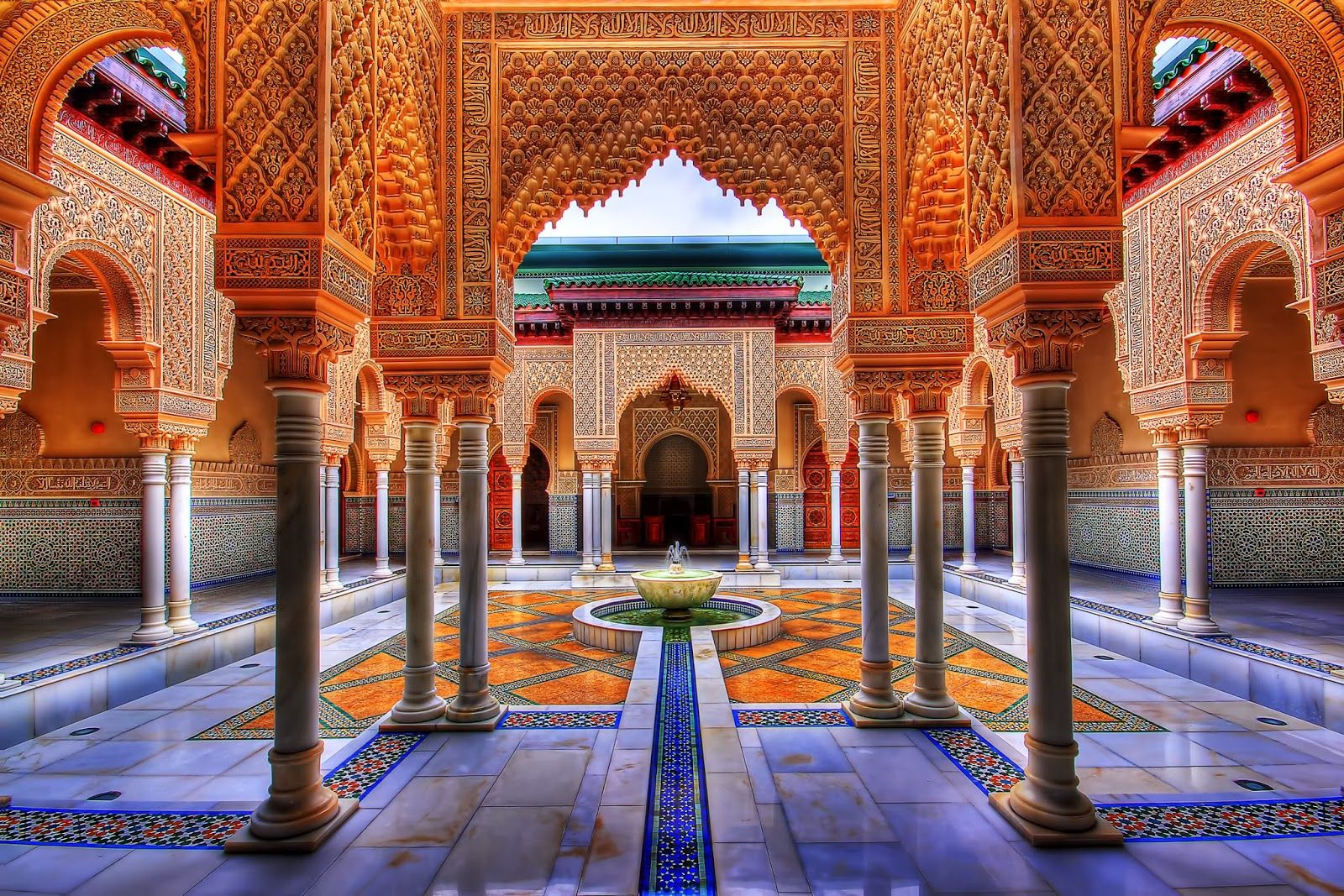"""Art and Relics"" - Moroccan Palace, Putrajaya, Malaysia - MOHD SHAMSURI OSMAN - mohd.shamsuri@bdpint.com.jpg"