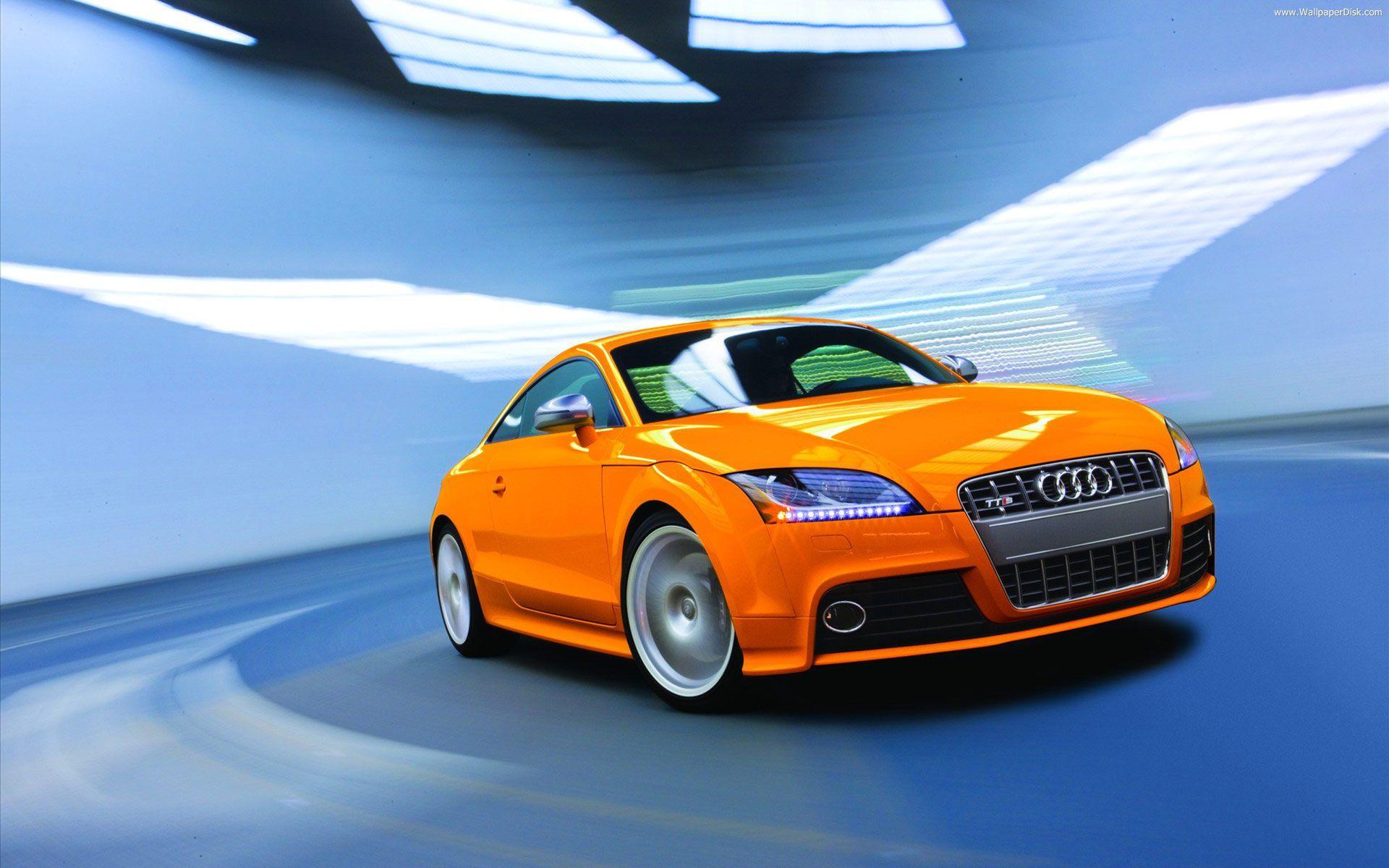 Orange Car To Set This Wallpaper As Your Desktop Wallpaper - Audi car finance