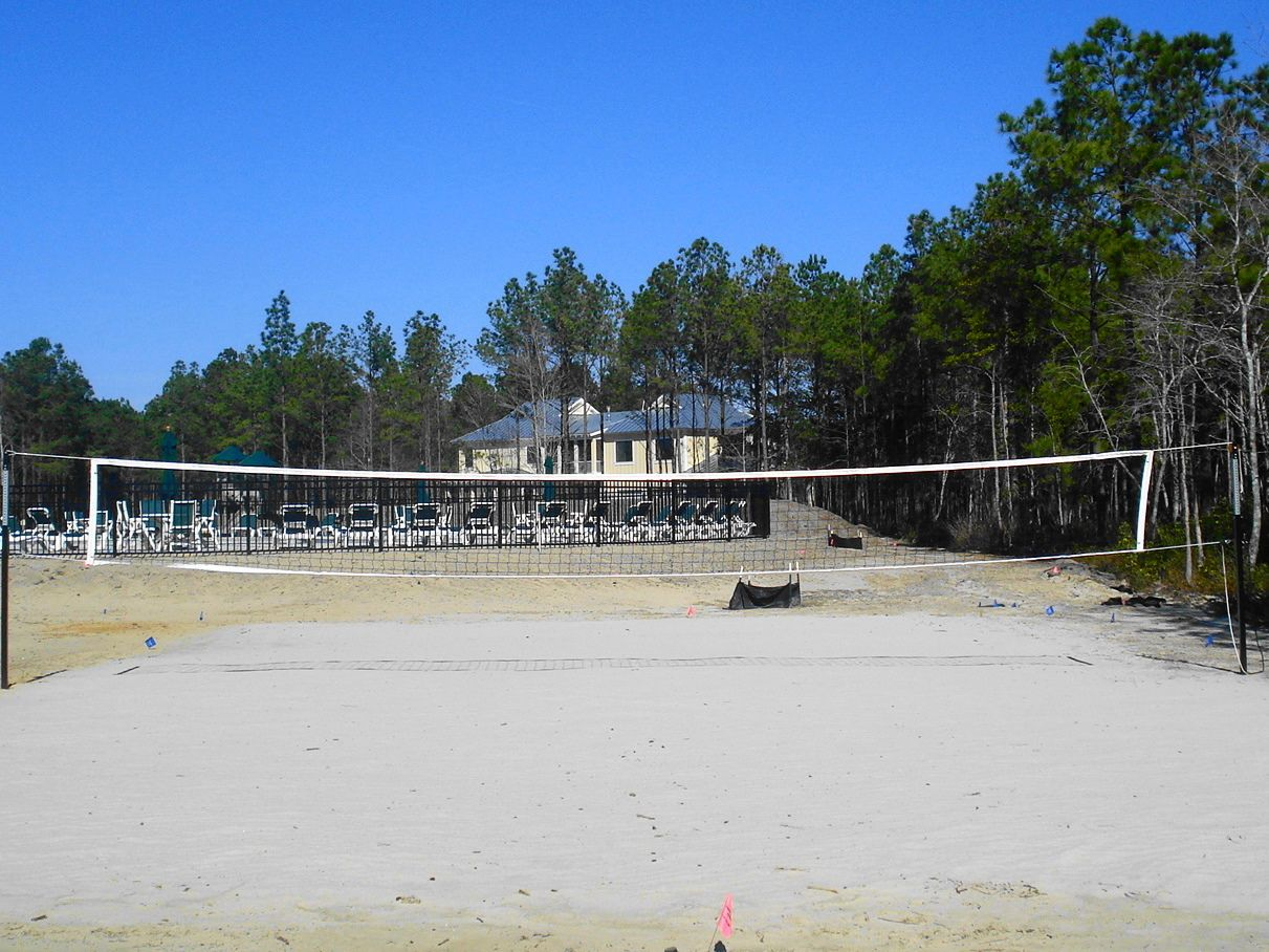 Beach Volleyball Court At Arlington Place Volleyball Sports Court Ball Excercise Fitness Outdoors Riverfront S Beach Volleyball Court Volleyball Beach