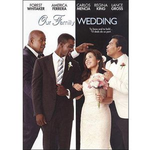 Our Family Wedding Dvd Walmart Com Family Wedding Wedding Dvd Wedding Movies