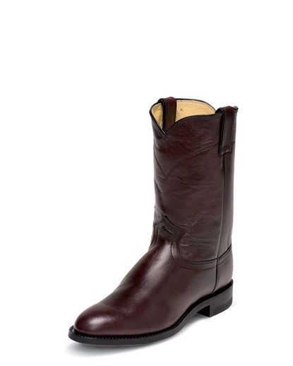 Men's Black Cherry Corona Boot - 3435