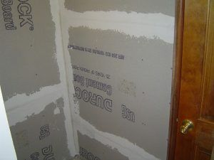 Which Cement Backer Board Is Better For Shower Walls And Ceilings On A  Custom Ceramic Tile Shower.