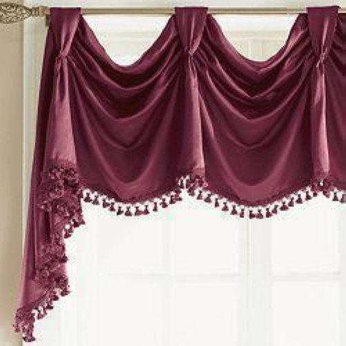 JCPenney Supreme VICTORY Or DOUBLE VICTORY Valances