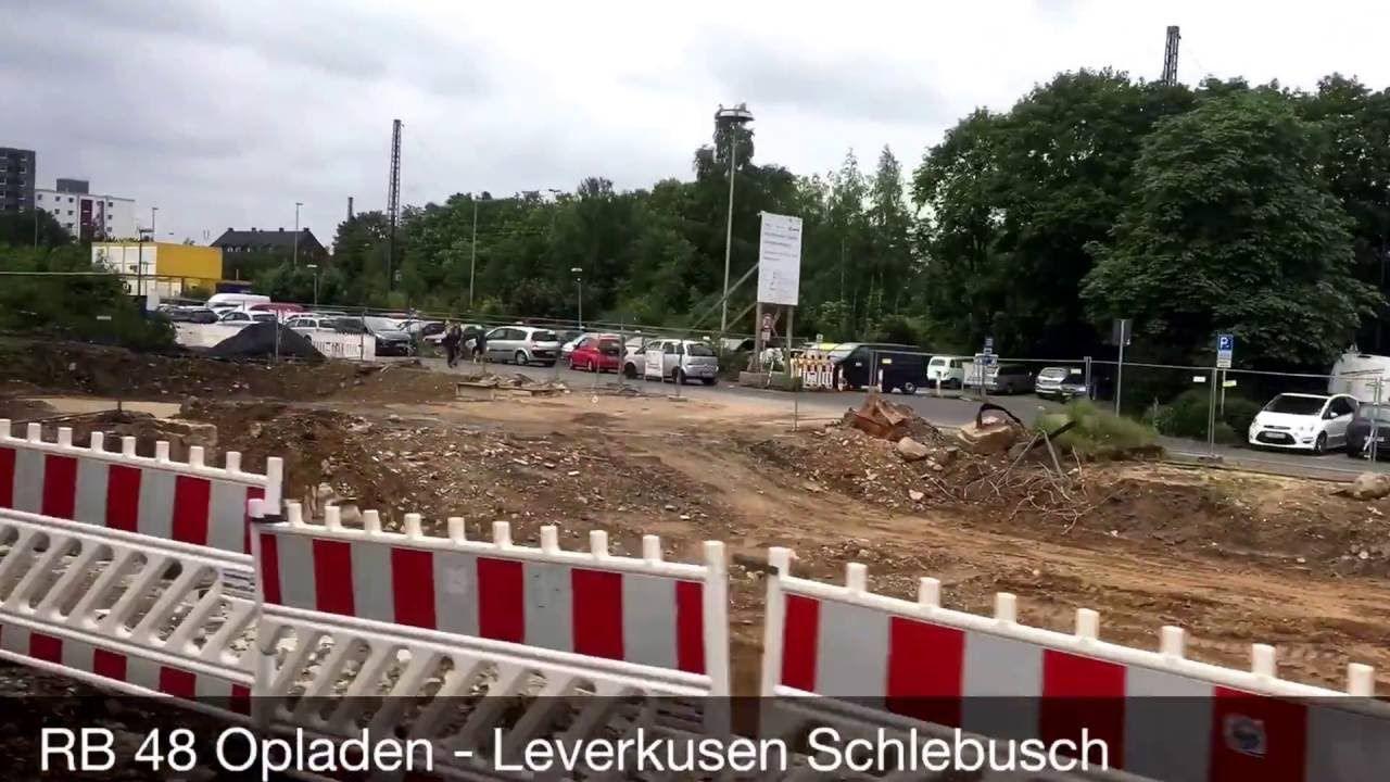 RB 48 Opladen nach Leverkusen Schlebusch YouTube