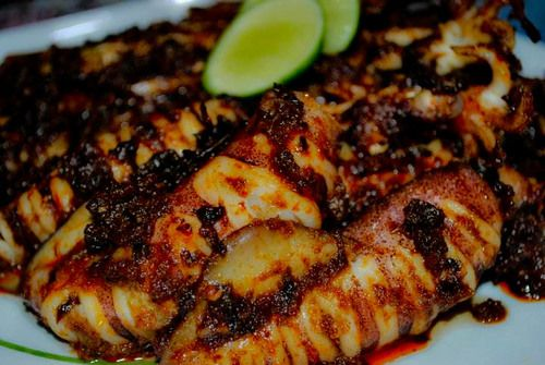 resepi udang bakar bbq resep masakan khas Resepi Kuih Bakar Sarang Madu Enak dan Mudah