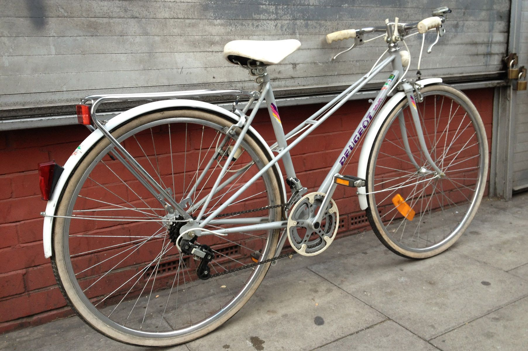 50cm peugeot bretagne ladies vintage mixte bicycle mixte. Black Bedroom Furniture Sets. Home Design Ideas