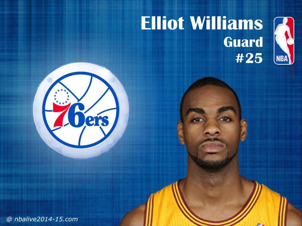 Elliot Williams - Philadelphia 76ers - 2014-15 Player