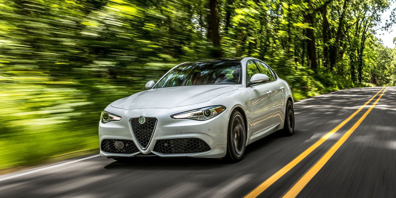 14 Of The Most Powerful 4 Cylinder Cars You Can Buy Right Now Alfa Romeo Giulia Alfa Romeo Sports Cars Luxury