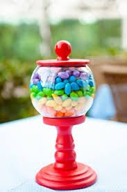 clay pot gumball machine craft - Google Search