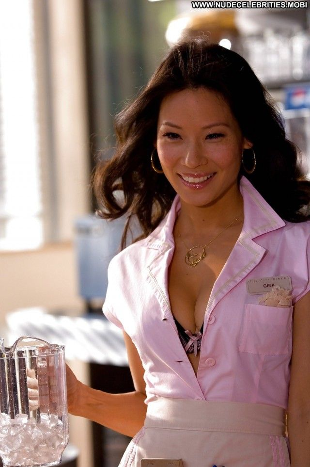Lucy Liu Pictures Babe Celebrity Asian Female Homemade -2763