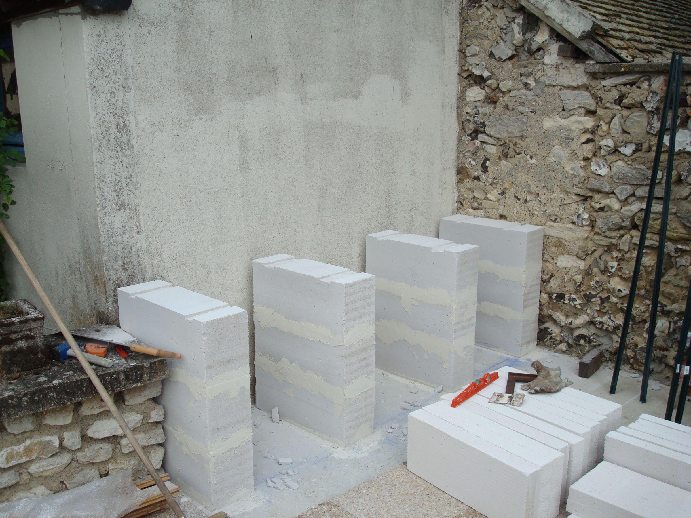 Construction D Un Barbecue Sur Mesure Renaud Le Bricolo Over Blog Com Construire Un Barbecue Design Barbecue Barbecue En Beton