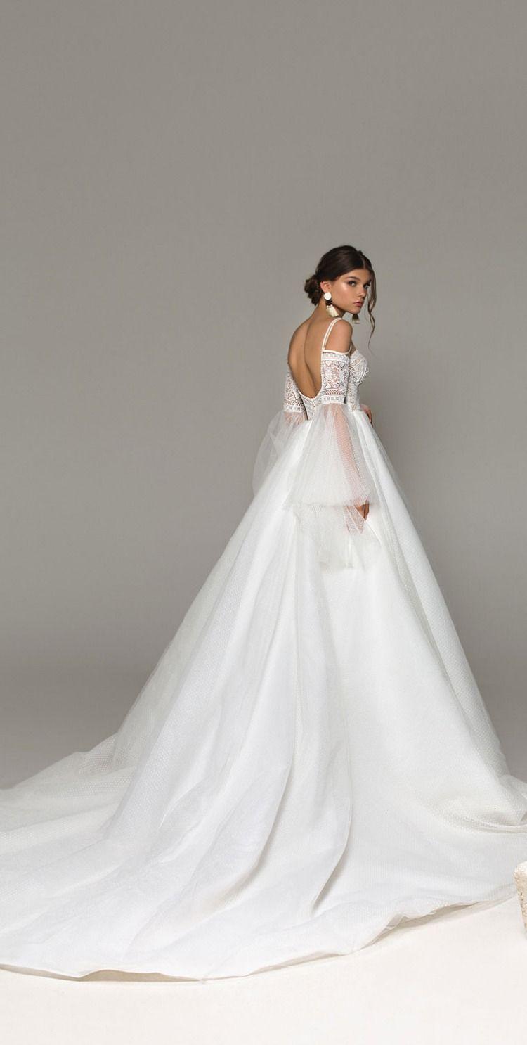 Eva Lendel Wedding Dresses – Bohemian Flower Bridal Collection
