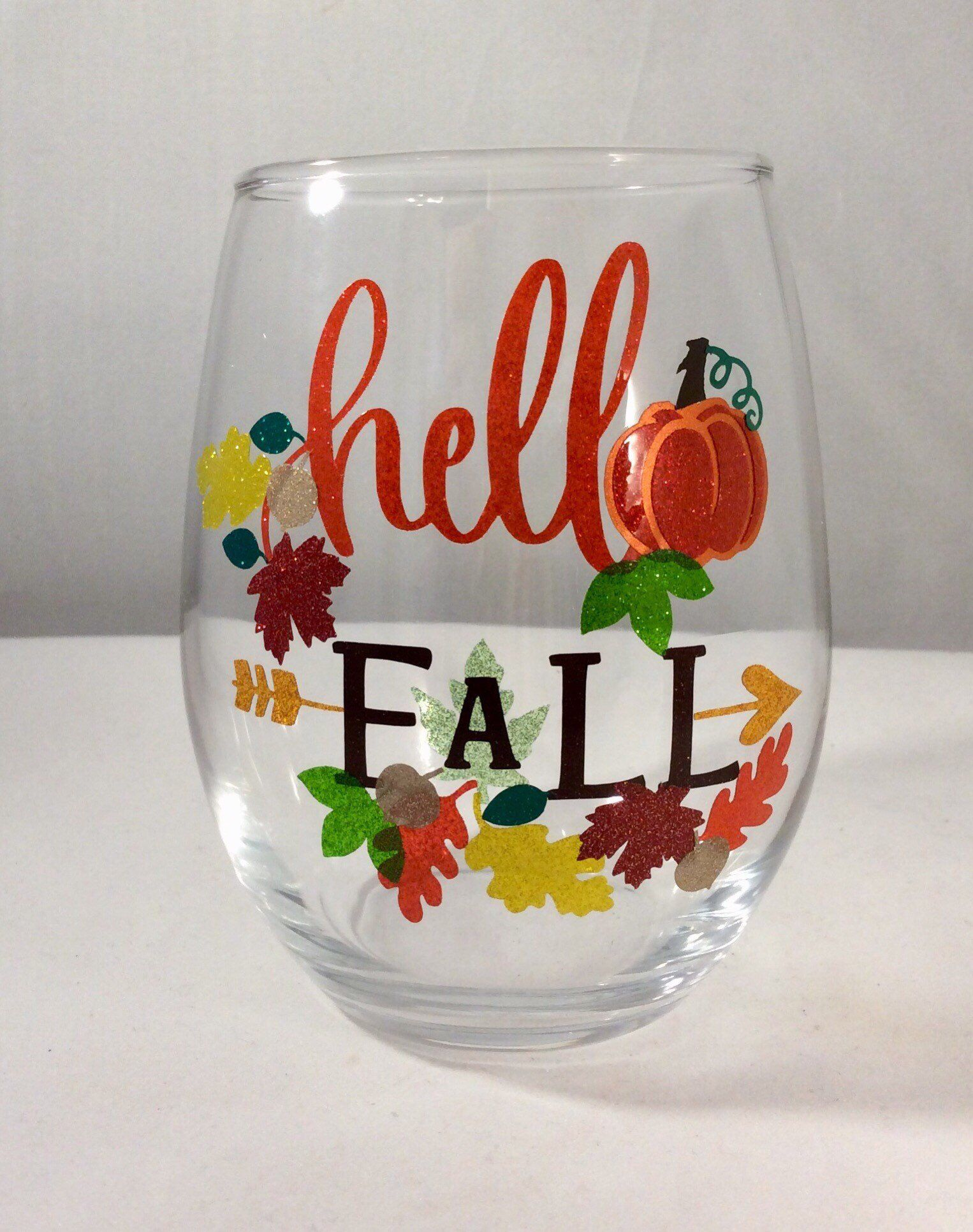 Pin On Hand Painted Wine Glasses