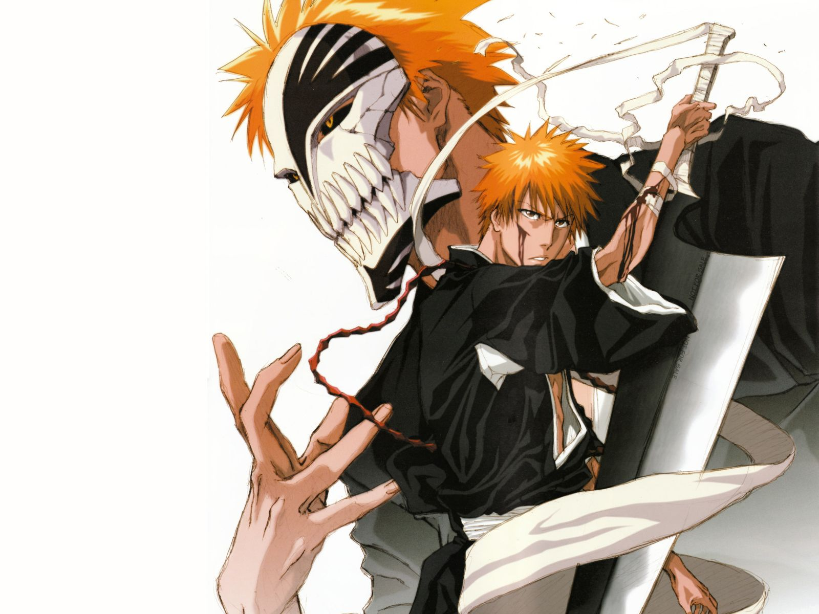 Anime Recommendations 5 Great Animes Like Bleach Bleach Anime Bleach Characters Bleach Manga