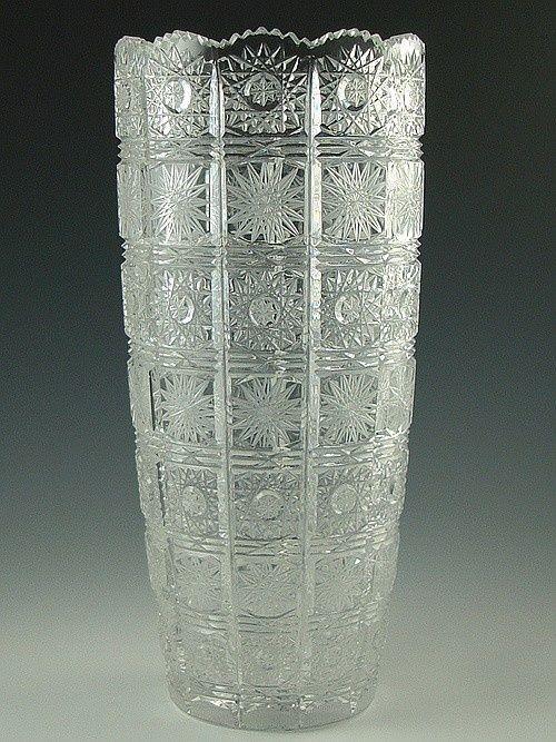 Bohemian Vase Bohemian Crystal Vase Vases Pinterest