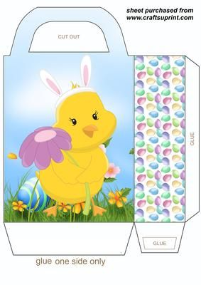 Pin by Marina on Pscoa IV Pinterest Easter Box and