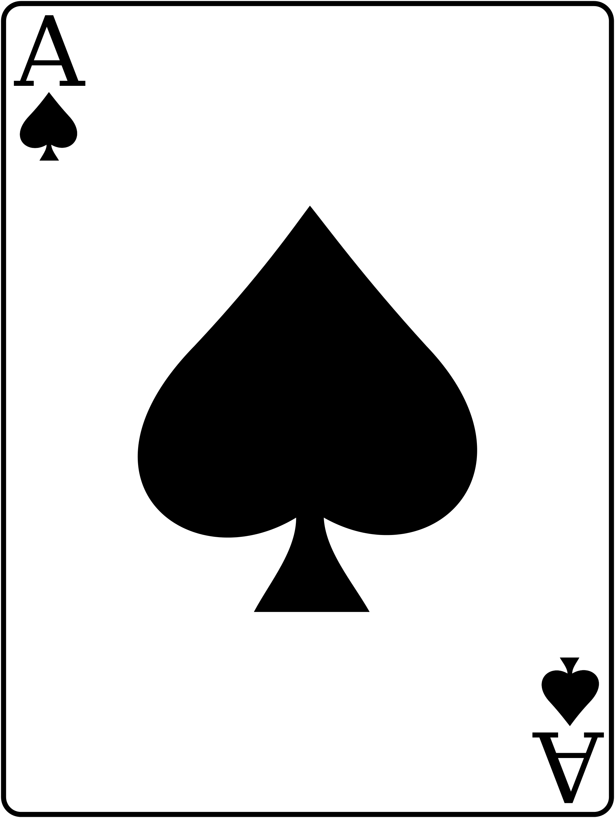 Image result for ace of spades