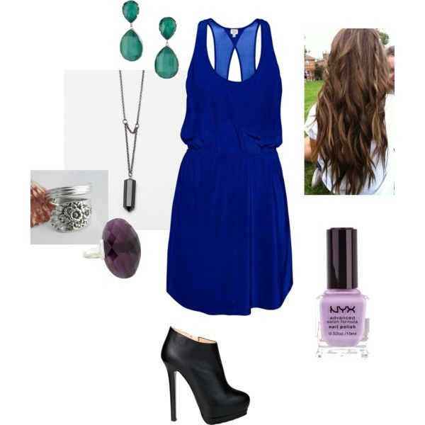 """night out"" by lauren-strauss on Polyvore"