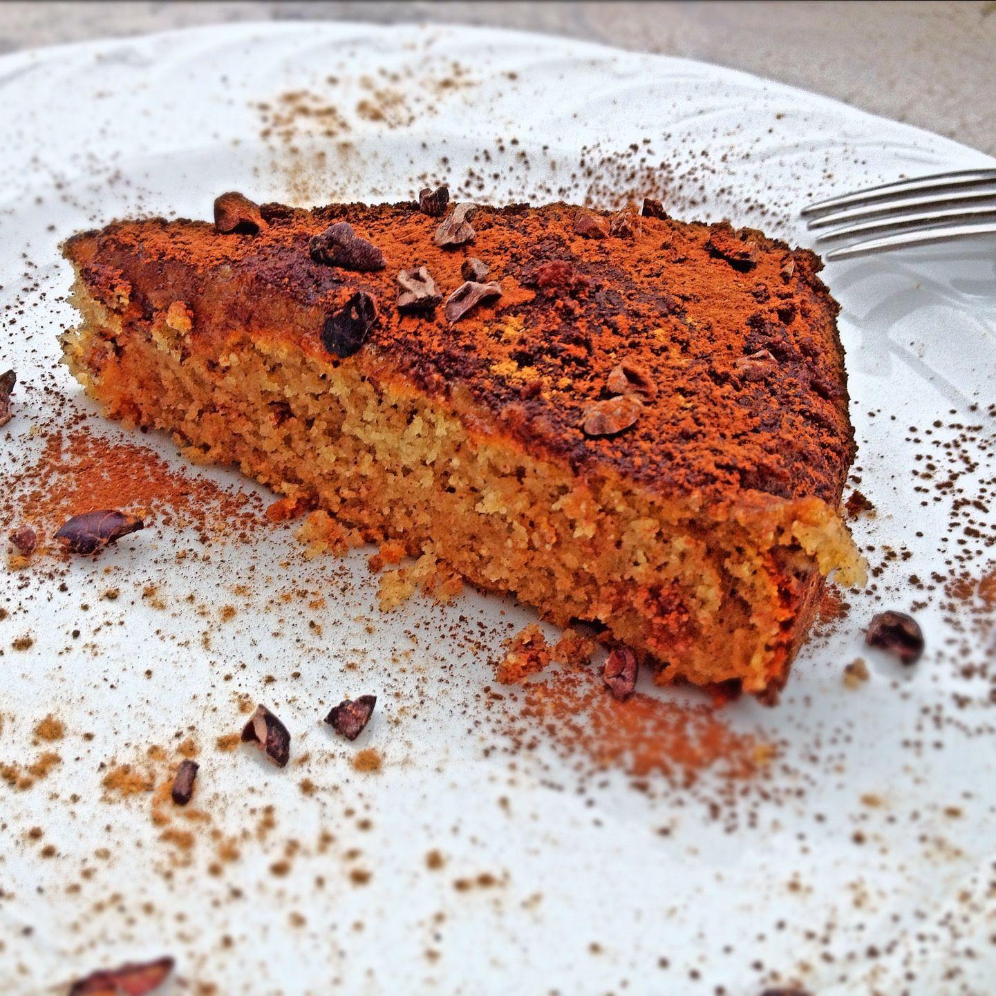 Chestnut Honey Lemon Cake Bake Gluten Dairy Free Pinterest