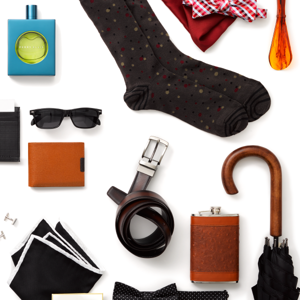 Having some flatlay fun with this season's must-have accessories.
